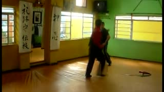 Self Defense Kung Fu Fighting