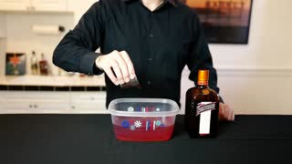Cocktail Chemistry - How To Make Frosé - Video
