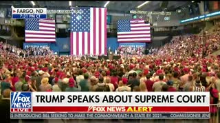 Trump Rips 'Sputtering' Blue Wave — Predicts Massive 'Red Wave' - Video