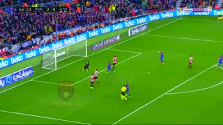 Golazo de Alex Vidal Vs Bilbao - Video