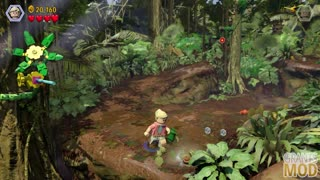 LEGO: Jurassic World walkthrough part 8 - Video