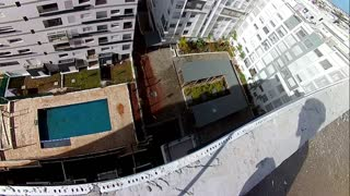 Rooftop Parkour and Beer - Video