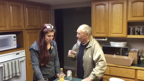 Whiskey Shots w Poppy