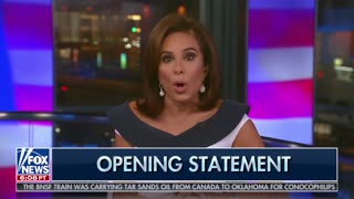 Judge Jeanine Notes That All The Hatred Is Being Driven By The Democrats - Video