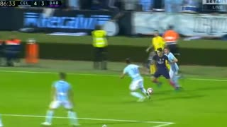VIDEO: Pique scores the 3rd goal of the match - Video