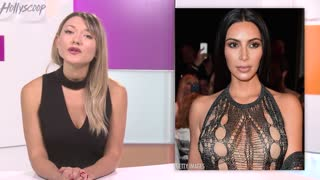 Kim Kardashian Returns to Instagram - Video