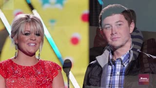 Lauren Alaina talks about Scotty McCreery and 'American Idol' | Rare Country - Video