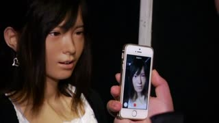 Robots steal the limelight at Tokyo design expo - Video
