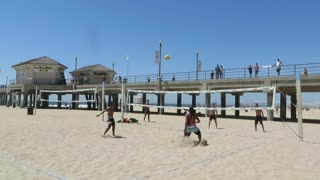 Have you heard of Footvolley? - Video