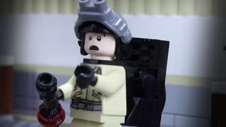 Ghostbusters recreated in LEGO short for 30th anniversary - Video