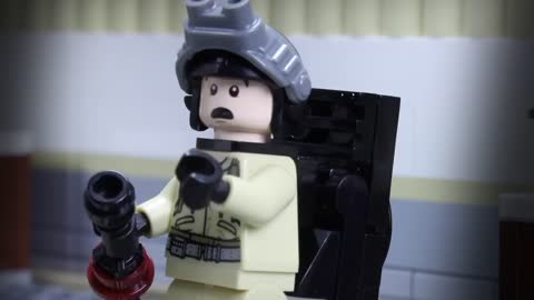 Ghostbusters recreated in LEGO short for 30th anniversary