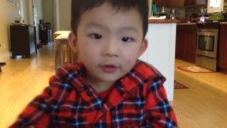 Toddler accurately explains how human heart works