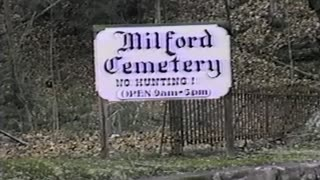 Cemetery Closed For Hunting Season - Video