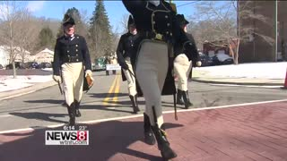 People celebrate St. Patrick's Day in Essex - - Video