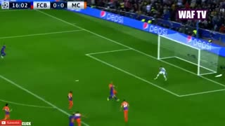 VIDEO: Leo Messi incredible goal vs Manchester City