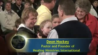 Deaf and Paralyzed Baby Healed | Deon Hockey Throwback
