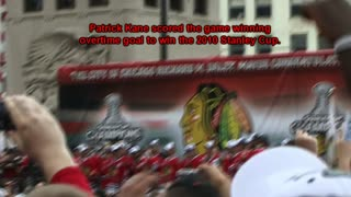 Chicago Blackhawks Patrick Kane: Kaner The Great - Video