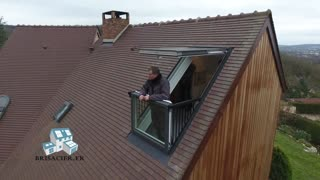 Shapeshifting Roof Transforms Into A Balcony Presenting New Window Of Opportunities