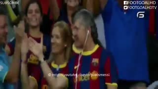 VIDEO: Amazing Goal from Leo Messi! - Video