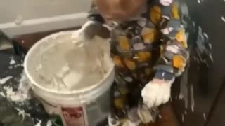 Funny video about children