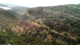 Amazing view of Israel - Road trip at Canaan forest, Israel - Episode 4