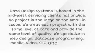 web design cincinnati - Video