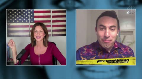Deanna Lorraine and Joey Mannarino Guest Host and Mask Debate