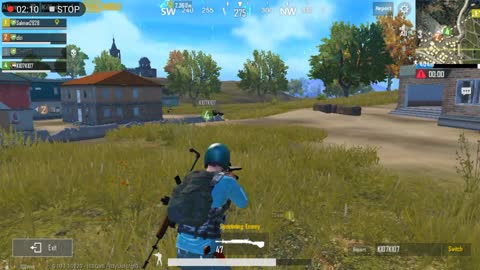 Scanning Houses After Big Fight Pubg Game