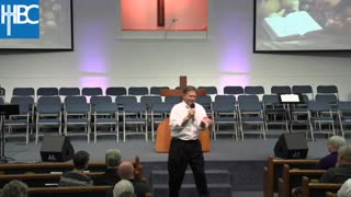 """Against the Impossible - Back Against the """"Wall"""" - Pastor Carl Gallups"""