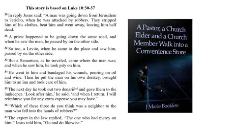 Gospel Tracts With a Twist Book Series #Issue 3