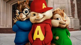Maroon 5 - Animals (Chipmunks Version) - Video