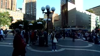 Union Square NYC  - Video