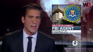 Networks Fails To Call Out Anti-Trump FBI Agent Role in Clinton E-Mail Probe - Video