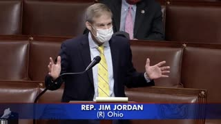 Rep. Jim Jordan: Americans Are Tired of the Double Standard