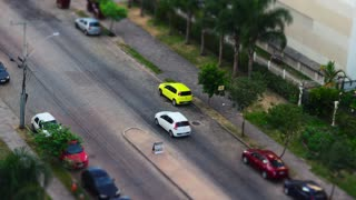 street record from my home window