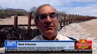 Krikorian on coming border crisis and asylum gimmick