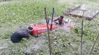 assammajuli funny tractor driver video
