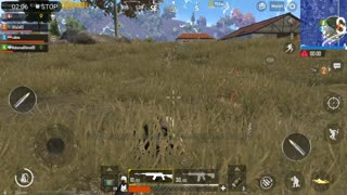 Group Formation Swat Team In Pubg Mobile Game