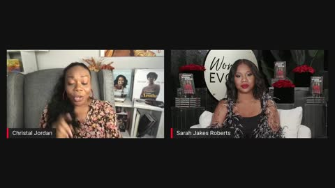 Exclusive with Sarah Jakes Johnson