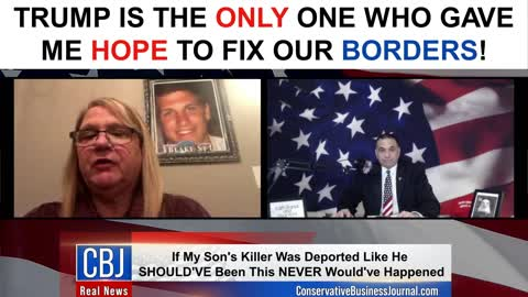 Trump is the ONLY One Who Gave Me Hope To Fix Our Borders!