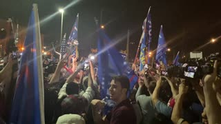 Stop The Steal Protest Heats Up - Alex Jones On The Scene!