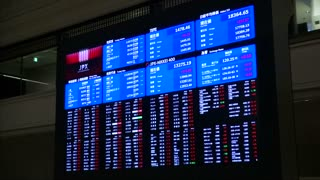 Asian markets riding on sentiment rebound - Video