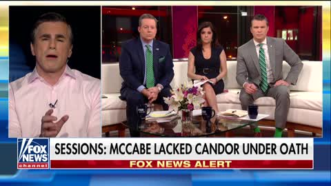 Judicial Watch president Tom Fitton: McCabe firing is just the beginning