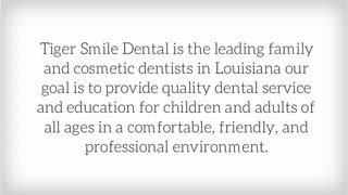 cosmetic dentist baton rouge - Video