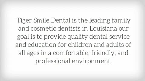 cosmetic dentist baton rouge