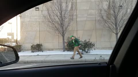 When the Luck of the Irish Meets the Morning After