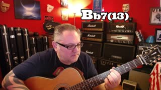 Acoustic Guitar Lesson - Crazy Life by Gino Vannelli