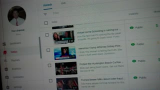 Youtube is censoring videos