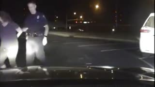 Police Pursuit Of DUI Suspect Turns Into A Dance Routine