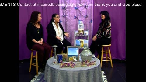 "Pastor Kara & Fedi (Human Trafficking) Ep, 2 on ""Inspired Blessings with JMP."""